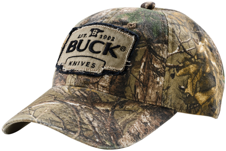 BUCK KNIVES ADULT HAT, czapka z daszkiem (6372)