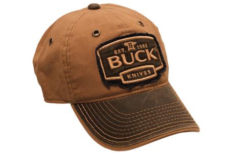 BUCK KNIVES ADULT HAT, czapka z daszkiem (7762)