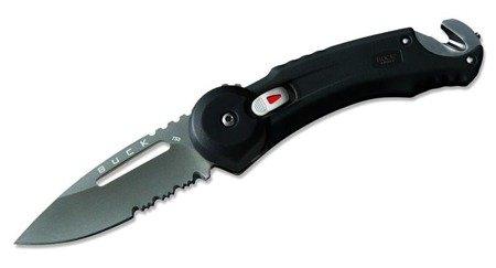 Buck 753 Redpoint Rescue, nóż ratunkowy (3983)