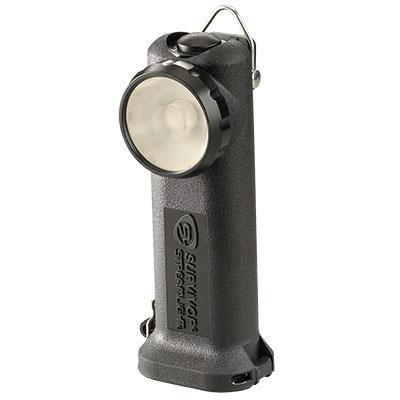 Kątowa latarka strażacka Streamlight Survivor, kolor czarny, 175 lm