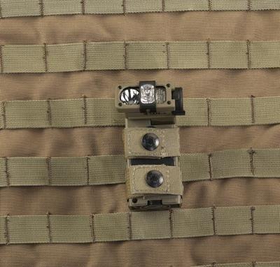 Kątowa latarka wojskowa Sidewinder Military, 55 lm (14027)