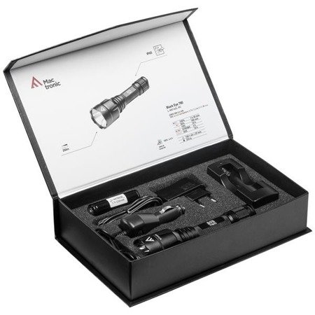 Latarka akumulatorowa Mactronic BLACK EYE 780 lm