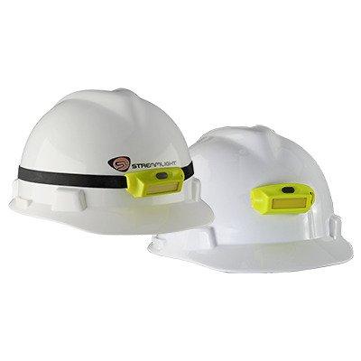 Latarka czołowa Bandit Pro, kol. żółty, 160 lm