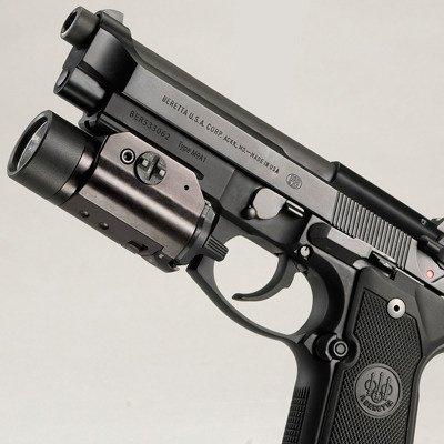 Latarka montowana na broń  TLR-VIR Pistol, podczerwień,  300 lm