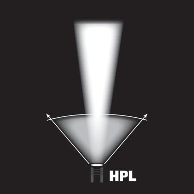 Latarka o dużym zasięgu Streamlight Strion HPL, PiggyBack, 615 lm