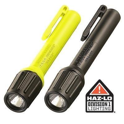 Latarka przemysłowa Streamlight ProPolymer 2AAA HAZ-LO ATEX, kol. żółty