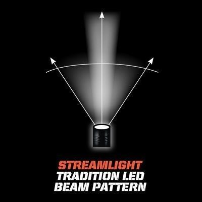 Latarka ręczna Streamlight PolyStinger LED, kol. żółty, 485 lm