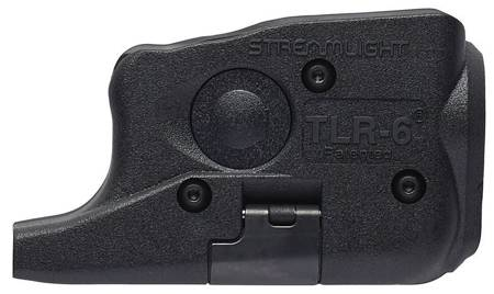 Latarka taktyczna GLOCK® 26/27/33, Streamlight TLR-6, 100 lm