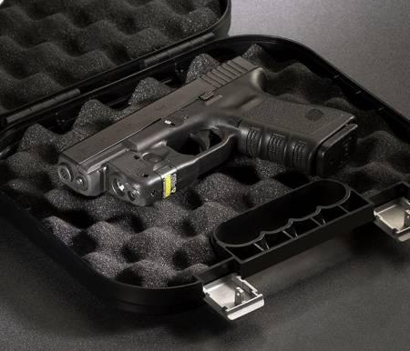Latarka taktyczna Glock, Streamlight TLR-6 + laser, 100 lm