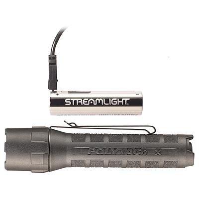 Latarka taktyczna Streamlight PolyTac X USB, black, 600 lm