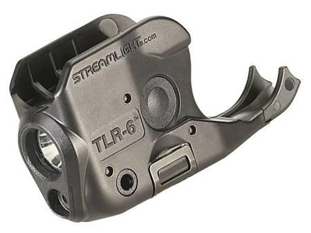 Latarka taktyczna Streamlight TLR-6  do broni SIG SAUER P238/P938