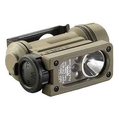 Latarka wojskowa Streamlight Sidewinder Compact II Military NVG, 55 lm