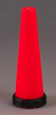 Nakładka sygnalizacyjna czerwona do latarek: STINGER / STINGER LED / PROPOLYMER / TWIN TASK