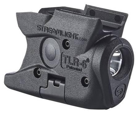 Profesjonalna latarka taktyczna na broń Streamlight TLR-6,  M&P Shield™