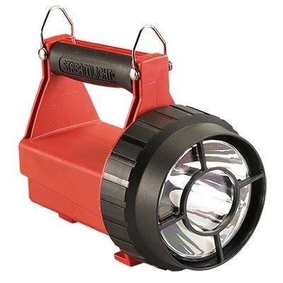 Strażacki szperacz akumulatorowy Vulcan LED ATEX Set, 180 lm